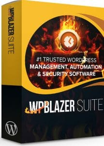 Best WordPress Blazer Suite